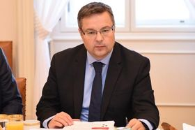 Martin Tlapa (Foto: Markéta Trnková, Archiv des tschechischen Außenministeriums)
