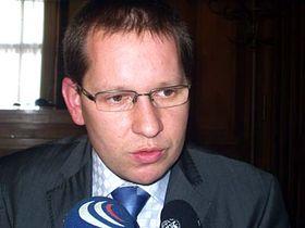 Viceministro de Salud, Radovan Suchánek (Foto: Zdenek Valis)