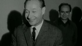 Alexander Dubček, photo: ČT24
