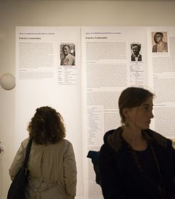 Patrice Lumumba, photo: Max Vajt