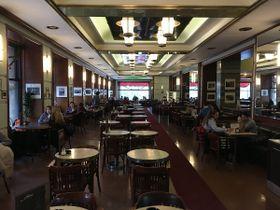 Café Slavia, photo: Ian Willoughby