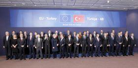 La cumbre de la Unión Europea con Turquía, foto: ČTK