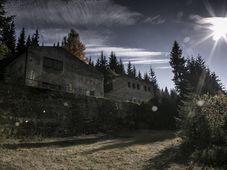 Doly v Jáchymově, foto: Jan Langer/ČT24