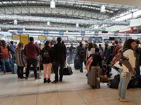 Aeropuerto internacional Vacláv Havel de Praga, foto: Ondřej Tomšů