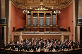 Czech Philharmonic, photo: archive of Czech Radio