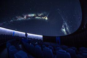 Planetario en Brno, foto: Observatorio y Planetario en Brno / CC BY-SA 3.0
