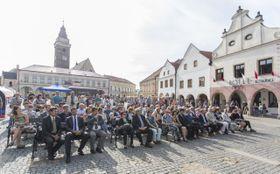 Торжественное открытие Дней европейского наследия в Славоницах, Фото: ЧТК