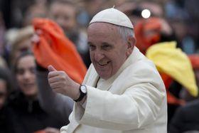 El papa Francisco, foto: ČTK