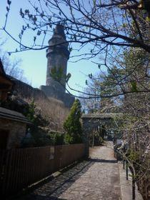 La torre de Trúba, foto:  Zdeňka Kuchyňová
