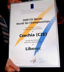 Либерец примет Чемпионат мира по лыжным видам спорта 2009 года (Фото: ЧТК)