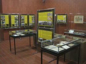 """Ausstellung """"Podkarpatská Rus – ein Teil unserer Geschichte"""" (Foto: Irina Rutschkina)"""