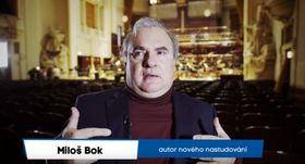 Miloš Bok, fuente: YouTube