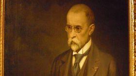 T. G. Masaryk (Foto: Anton Kajmakow)
