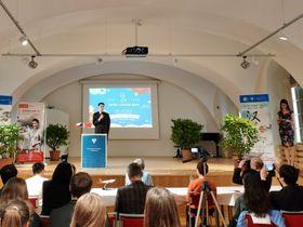 Institut Confucius à Olomouc, photo: Facebook de Konfuciův institut, UP Olomouc