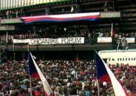 Демонстрация на Летне, 1989 г., Фото: ЧТ
