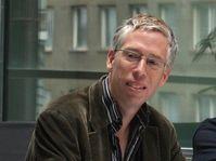 David Vaughan, photo: Štěpánka Budková