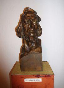 Busto de Juan Hus, foto: Kateřina Oratorová