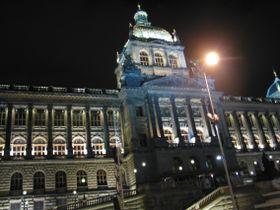 Historická budova Národního muzea, foto: Kristýna Maková / Český rozhlas - Radio Praha