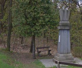 Pomník obětem I. světové války, foto: Google Street View