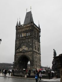 Altstädter Brückenturm (Foto: Martina Schneibergová)