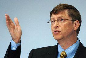 Bill Gates (Foto: CTK)