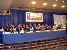 Parteikongress der Demokratischen Bürgerpartei ODS (Foto: Zdenek Valis)