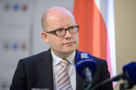 Bohuslav Sobotka, photo: Filip Jandourek