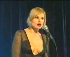 Iva Pazderková's 'Dumb Blonde', photo: YouTube