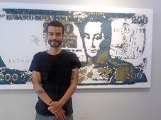 Jacobo Blandón, foto: Ana Briceño