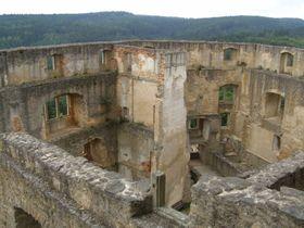 El Castillo de Landštejn, foto: Daniel Baránek, Wikimedia Commons, CC BY-SA 3.0