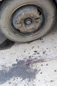 Автомобиль пьяного врача (Фото: ЧТК)