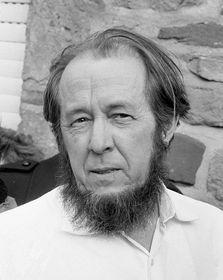 Александр Солженицын, фото: Verhoeff, Bert / Anefo, CC BY-SA 3.0 NL