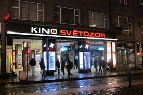 El cine Světozor de Praga, foto: Kristýna Maková, Archivo de ČRo - Radio Praga