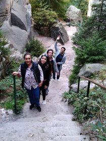 Ma. Antonia Soria Pérez con su familia,  foto: Dominika Bernáthová