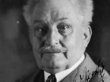 Leoš Janáček en 1926, photo: public domain