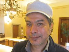 Mohamed Metwalli, photo: David Vaughan