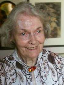 Geraldine Mucha, photo: David Vaughan