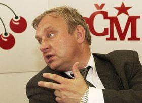 Милослав Рансдорф, фото: ЧТК
