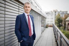Tomáš Karakolev, photo: archive of McKinsey