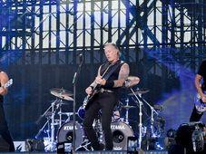 Metallica tocó para 70 000 personas en Praga, foto: ČTK / Vít Šimánek