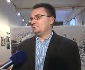 Tomáš Dvořák (Foto: ČT24)