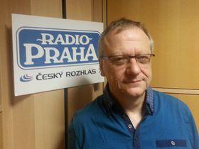 Brian Stewart, photo: Ian Willoughby