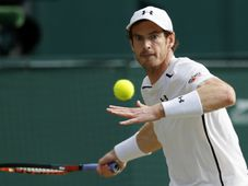Andy Murray, photo: CTK
