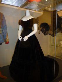 Kleid der Kaiserin Elisabeth (Foto: Milena Štráfeldová)