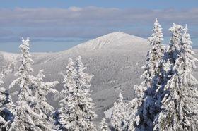 Sněžka, foto: Ben Skála, Wikimedia Commons, CC BY-SA 3.0