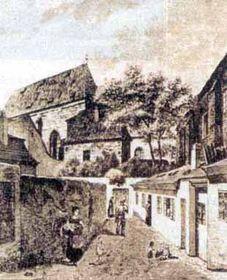 El Monasterio fundado en Praga por Santa Inés de Bohemia