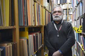 Директор Libri Prohibiti Иржи Грунторад, фото: Эва Туречкова