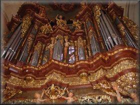 L'orgue de la basilique Saint-Jacques