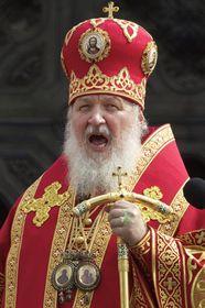 Patriarca Kiril, foto: ČTK