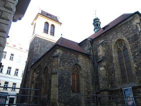 Kirche St. Martin in der Mauer (Foto: Kristýna Maková, Archiv des Tschechischen Rundfunks - Radio Prague International)